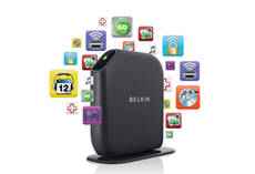 Belkin Play Router with apps - it really should be called the iRouter