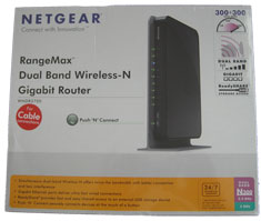 Netgear WNDR3700 wireless router